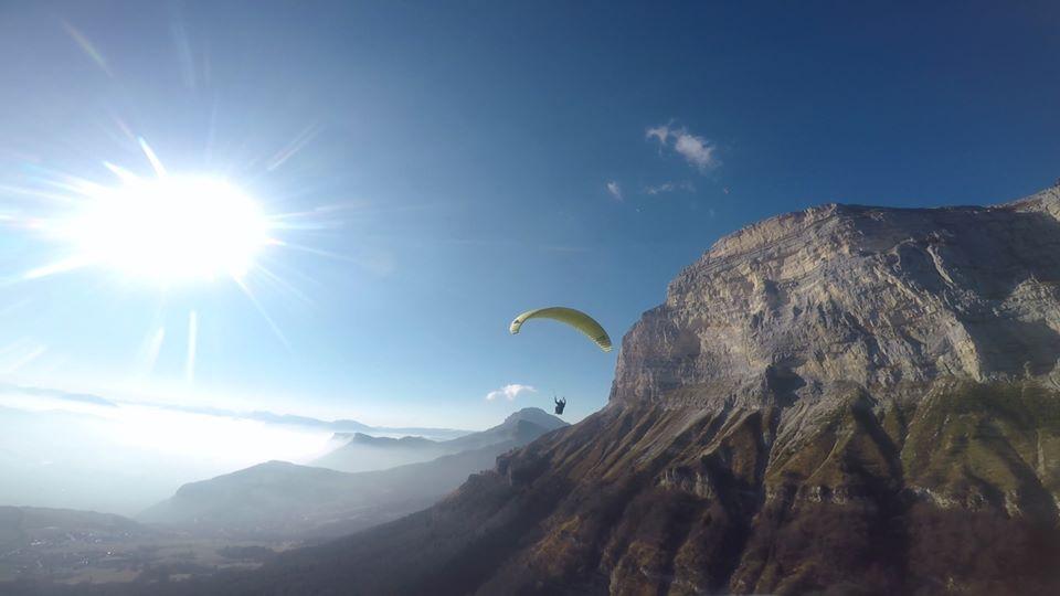 Voler en Montagne